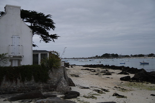Building at Brignogan