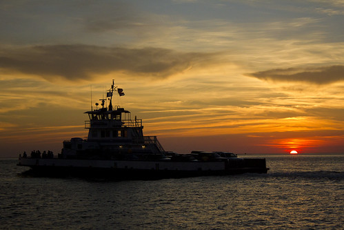 SunsetFerry