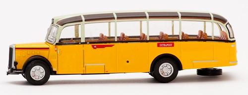 PTT Postauto Alpenwagen IIIa