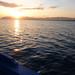 L'alba sul golfo