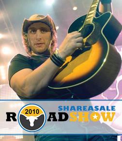 Jason Rubacky Texas ShareASale Roadshow 2010