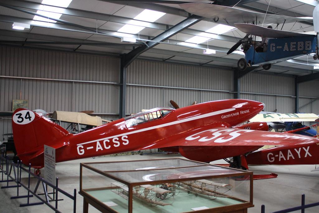 de Havilland DH.88 Comet