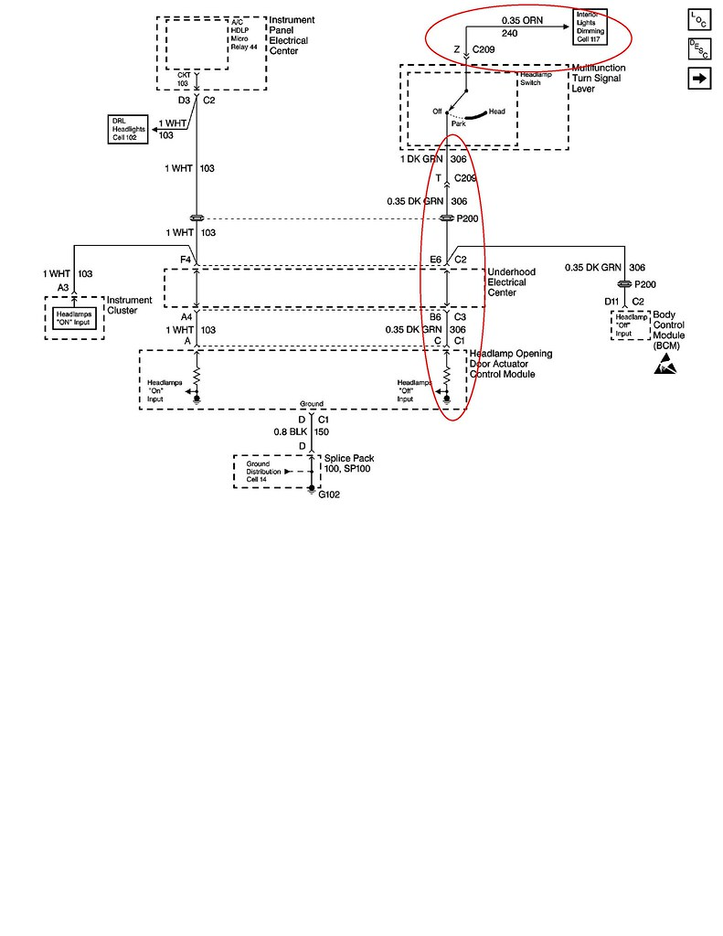 99 Headlight Problemshelp Corvetteforum Chevrolet Corvette P200 Wiring Diagram My Suggestion Would Be To Use The Search Functioncome On Bro Youve Been Forum For 9 Years