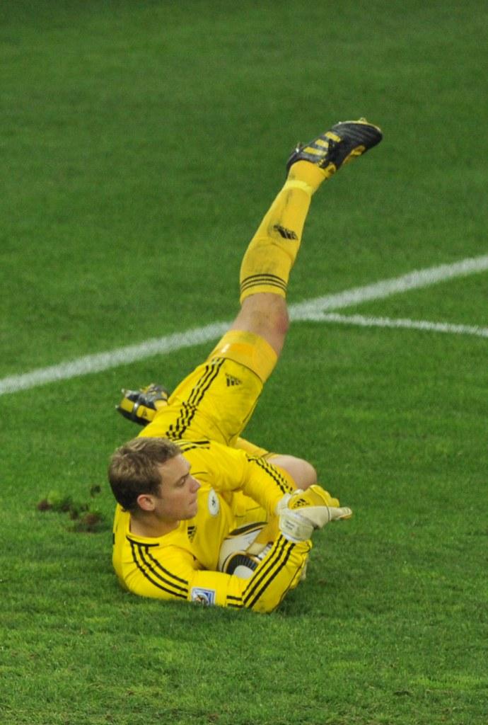 España Alemania Semifinal Mundial Manuel Neuer