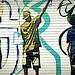 Street Art - Unwelcomed Guest 2