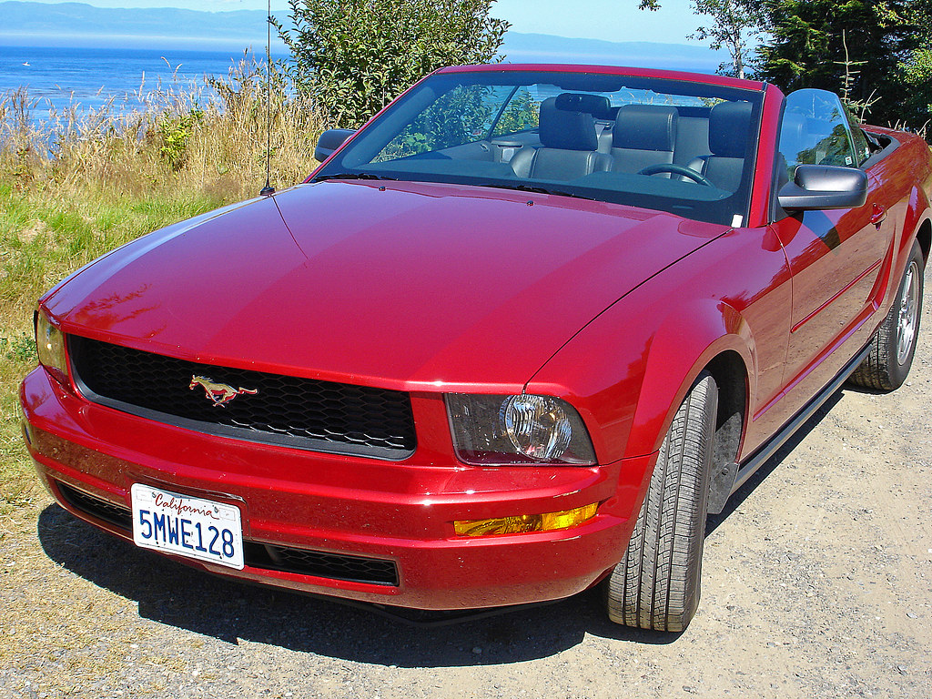 5 years ago; the Mustang