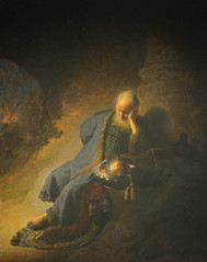 Rembrandt Van Rijn - Jeremiah lamenting the destruction of Jerusalem at Rijksmuseum Amsterdam (mbell1975) Tags: portrait holland art netherlands dutch amsterdam museum painting golden gallery museu state destruction jerusalem grand muse musee m national age artists museo masters van jeremiah rijksmuseum nederlands rembrandt muzeum rijn mze rembrant lamenting museumuseum