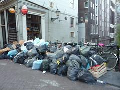 Déchet Amsterdam