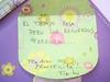 Mensaje.  Papeles divertidos rizarte (Scrap Fusión, Fabrica de Ideas) Tags: original color art argentina buenosaires arte handmade artesanal colores souvenir taller scrap mardelplata regalos clases talleres hechoamano novedad rizarte maluciana26 scrapbookimg