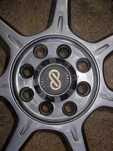 """For Sale: 18"""" Enkei RS-7 + Tires 4x108 - Ford Focus Forum ..."""