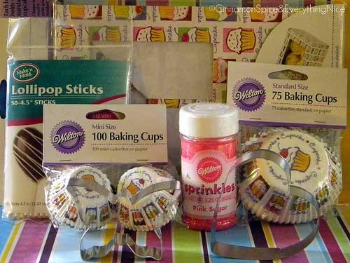 Wilton Cupcake Lovers Giveaway