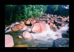 Lata Payong, Setiu, Terengganu. (budakli) Tags: slowshutter terengganu nikonf55 setiu latapayong