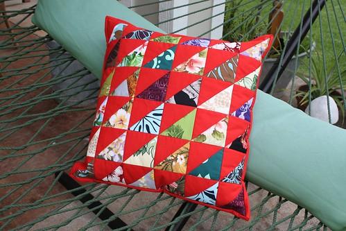 Aloha Scraps Pillow