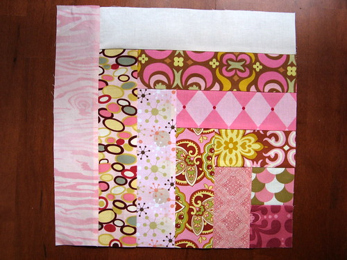 Pretty in Pink Bee - August Block 2