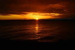 Sunset, Bellingham, Wa. (BHagen) Tags: sunset washington nikon northwest bellingham pugetsound boulevardpark bellinghamwa