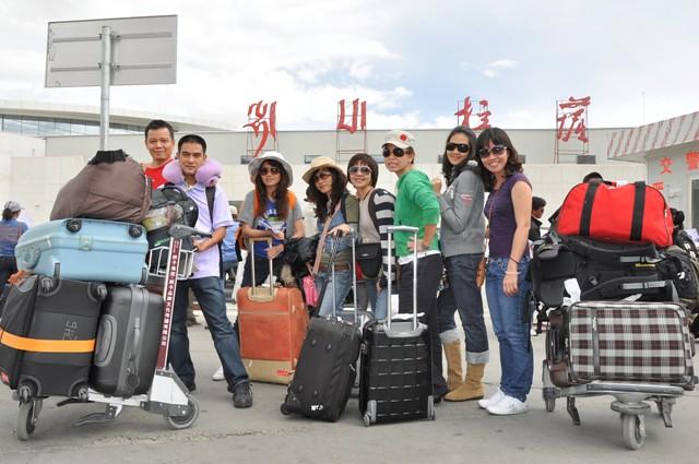 Tb jun17-2010 (50) Lhasa airport