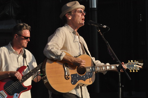 John Hiatt at Ottawa Bluesfest 2010