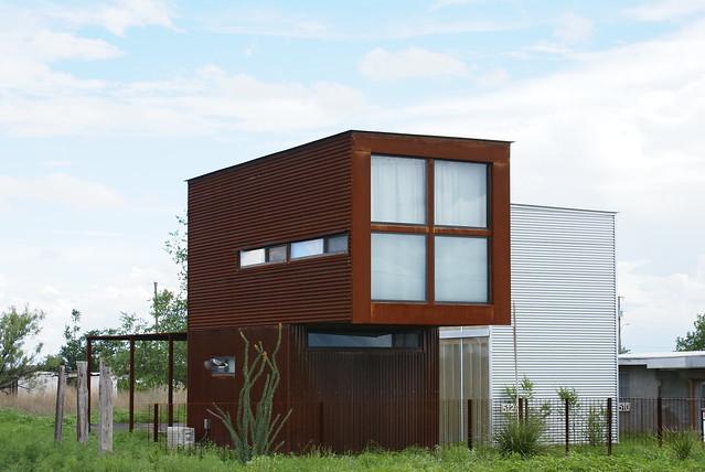 Marfa houses