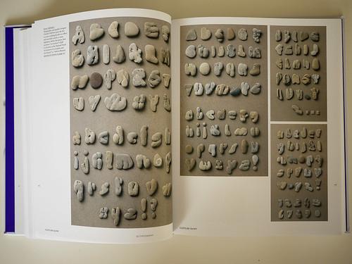 3DTypography Stones