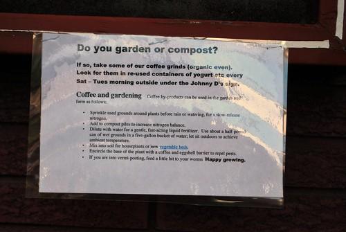 Gardeners alert!