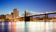 Overlooking Brooklyn Bridge (Connie Z. Yau) Tags: city nyc longexposure bridge usa newyork skyline brooklyn night river downtown financialdistrict brooklynbridge promenade eastriver nightscene fdrdrive lowermanhattan brooklynpromenade brooklynbridgepark canoncamera brooklynheight 5dmarkii columbiaheight