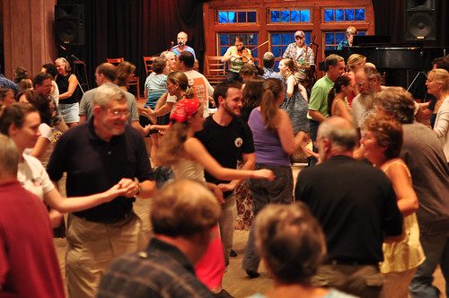 Evening Contra Dance at JCCFS
