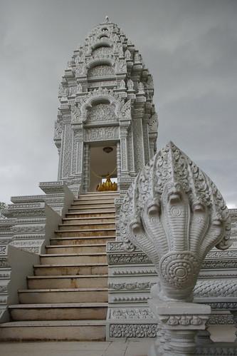 Silver Pagoda Complex at Royal Palace