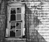broken windows (Sally E J Hunter) Tags: toronto window neglect blackwhite noiretblanc kensingtonmarket brokenwindow moo1 conbw topwkm