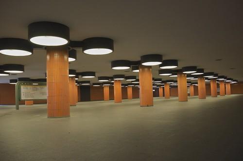 ICC Berlin U-Bahn