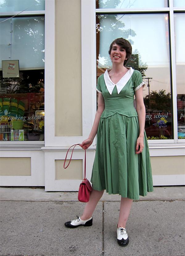 Birfday dress!
