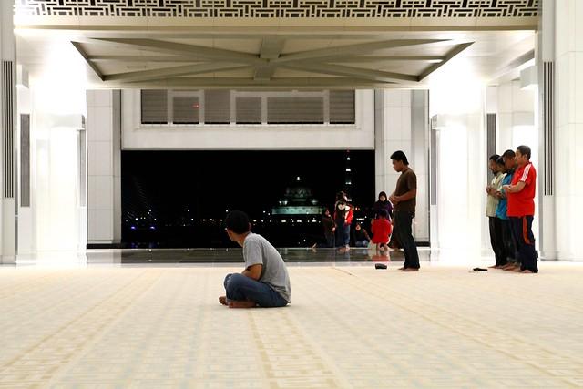 Masjid besi @Putrajaya