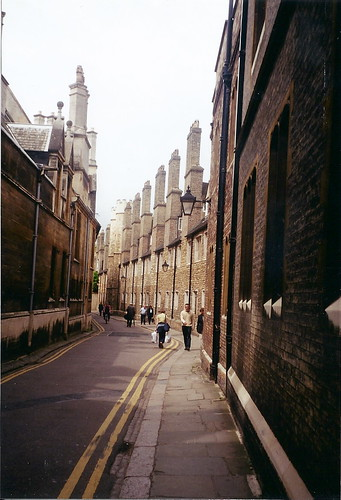 Streets of Cambridge