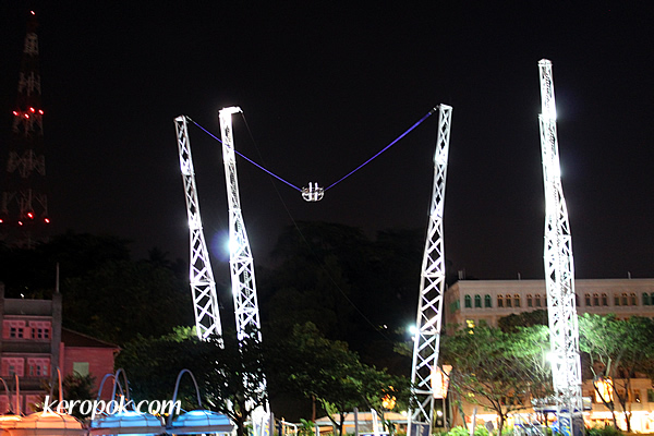G-Max Reverse Bungy Jump