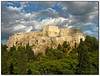 Acropolis, Athens, Greece (Mike G. K.) Tags: trees light clouds ancient ruins afternoon athens foliage greece acropolis collumns mikegk:gettyimages=submitted