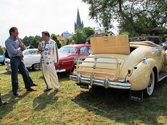 Classic Car show in Mariestad Sweden #6