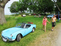 Classic Car show in Mariestad Sweden #8
