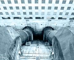 Electic Power House (Catching Magic) Tags: tiraudan hydroelectricpower whakamauru