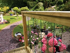Classic Glass Panel System Deck (Richard Burbidge) Tags: decks decking deckrailing deckboards wooddecking gardendecking richardburbidge deckingbalustrade deckingrails deckingbalustrades