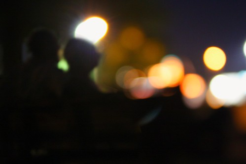 Couple Bokeh