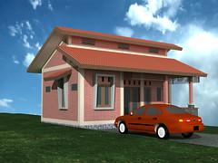 Desain Rumah Pavilliun Jalan Pemuda Depok by Indograha Arsitama Desain & Build