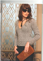 A blusa Navigli, acinturada (Foto: reprodução. Clique na imagem para ampliar)