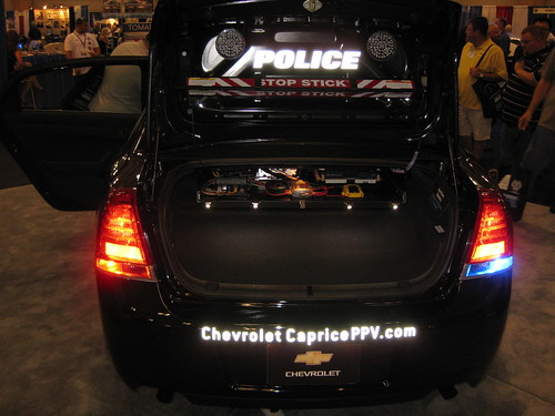 LED Trunk Warning Lights - New Caprice - Discussion forums