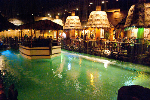 The Tonga Room Lagoon