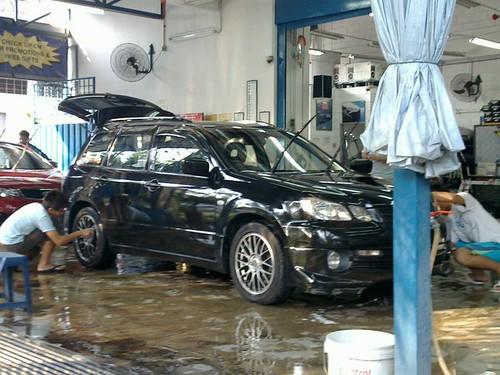 TLC Charity Car Wash