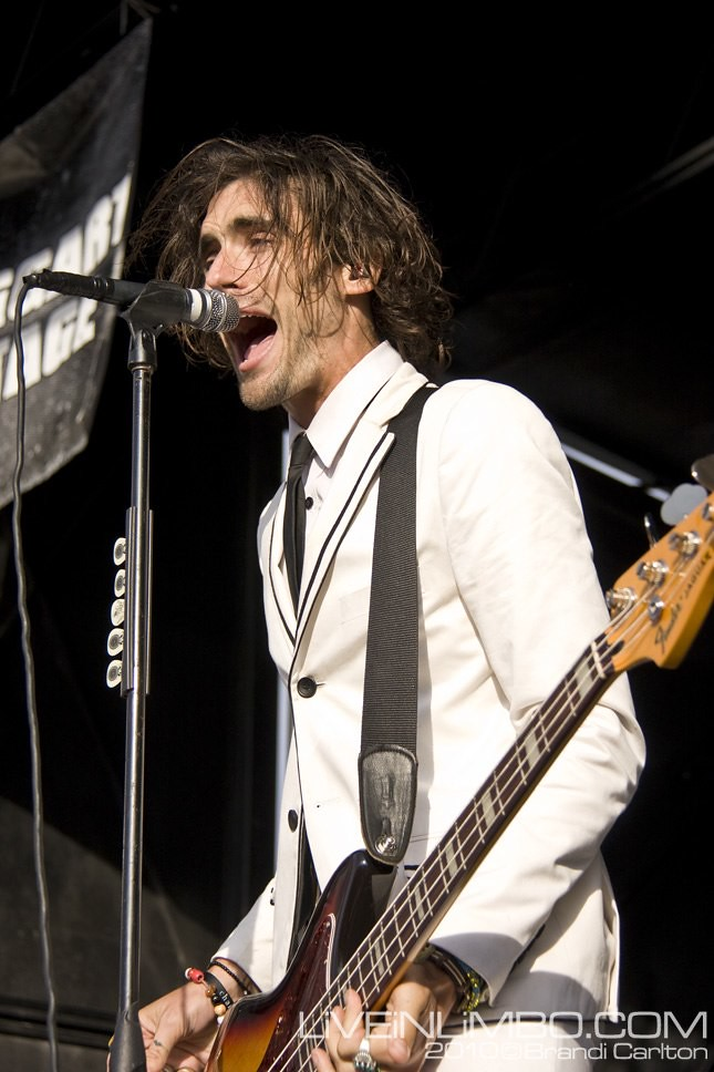 All-American Rejects – Warped Tour 2010