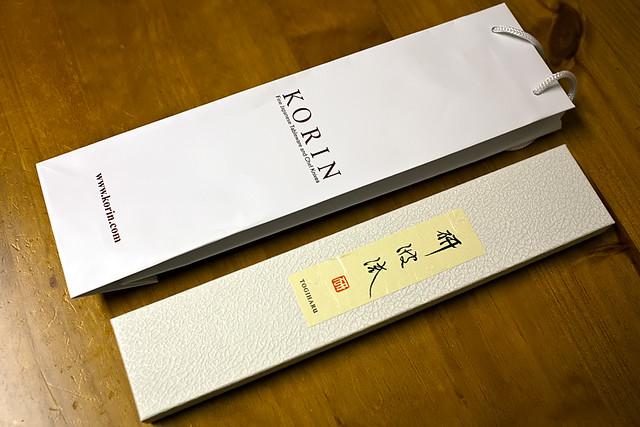 Korin Bag & Togiharu Case
