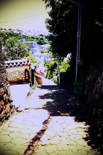 沖縄 首里金城町石畳道