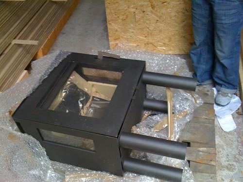 robot stove