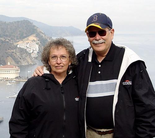 Greg and Margaret