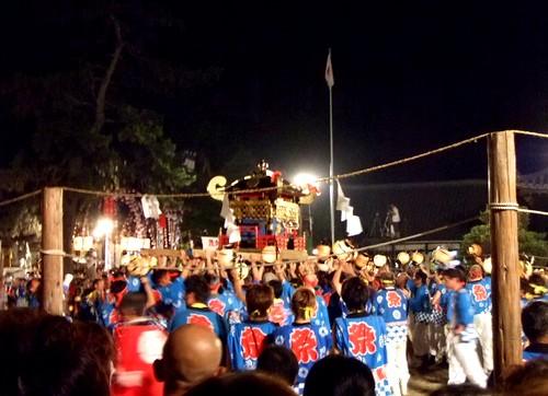 祇園祭 2010 福山 けんか神輿 画像4